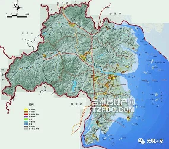 温黄平原:浙江省第三大平原